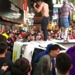 暴徒化し軽トラを転倒させる渋谷のハロウィンは祭りの抜け殻!そろそろ祭事・ハロウィーンの本質に立ち返ってみるのはどうだろうか。
