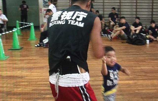 杉田ダイスケ選手は警察官だって!?警視庁初のプロボクサーとの二刀流で挑むチャンピンベルト。強いパンチと精神力で闘う!