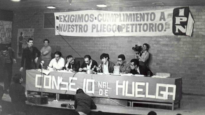 A 53 años del movimiento estudiantil de 1968