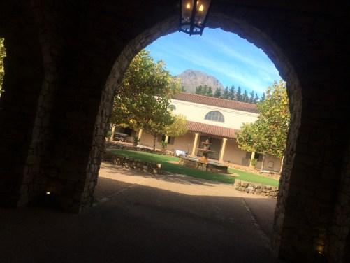 Waterford wine Estate.