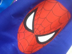 Spider-Man cape