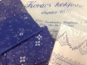More fabric ...