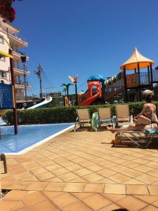 Buzymum - Playground and splash park at Viva Sunrise