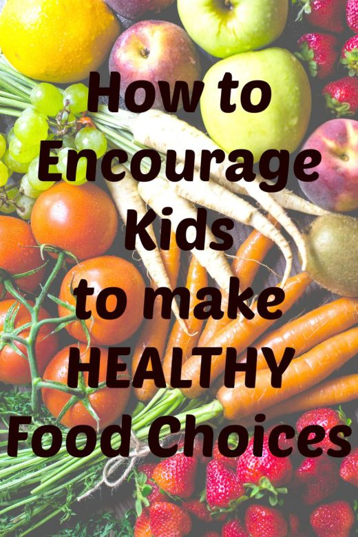 Buzymum - How to encourage kids to make healthy food choices