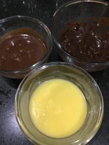 Buzymum - Truffle mix ready for the fridge
