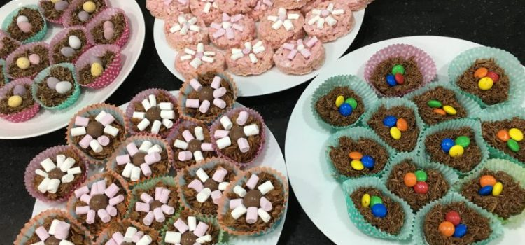 Best Recipes for Easter Crispy Cakes & Treats