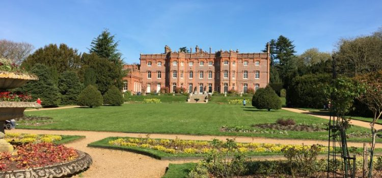Easter Egg Hunt at Hughenden Manor National Trust