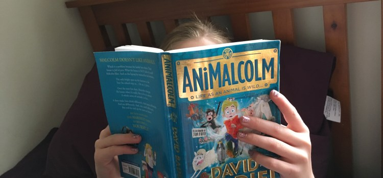 AniMalcolm Book Review