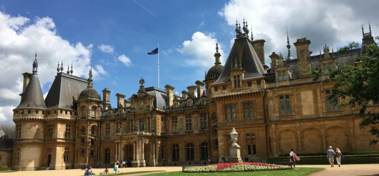Exploring Waddesdon Manor National Trust