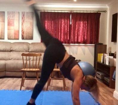 Skill-Strength Training At Home