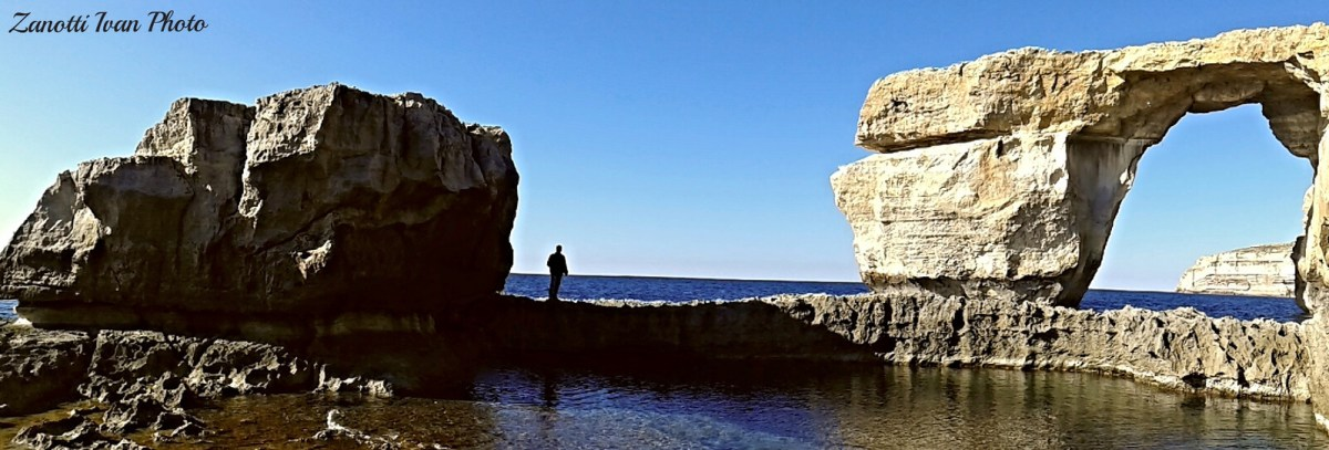 Azure Window Image Source: Flickr/IVAN 63