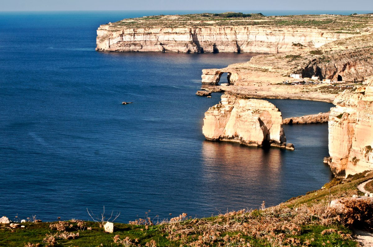 Azure Window Image Source: Flickr/Paul Scicluna