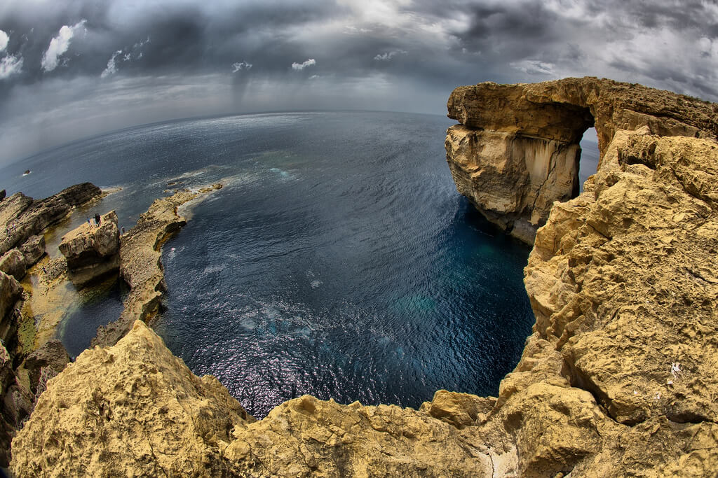 Azure Window Image Source: Flickr/ceccoggi