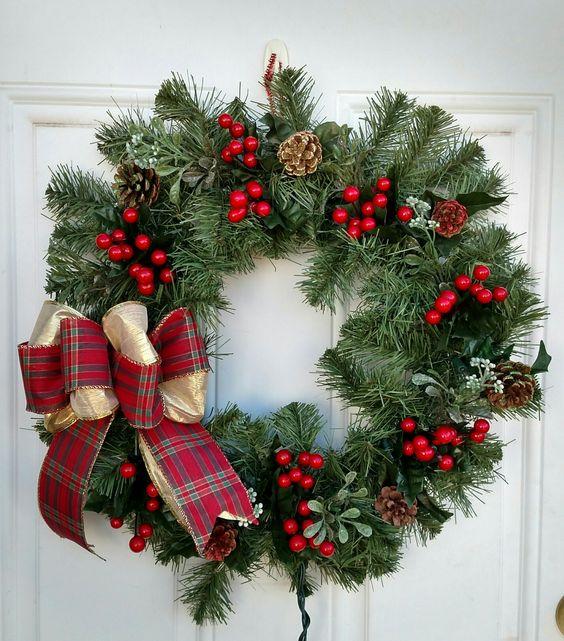 Christmas decor Wreaths