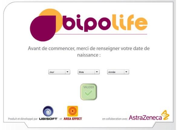 Bipolife : outil interactif pour les troubles bipolaires par AstraZeneca