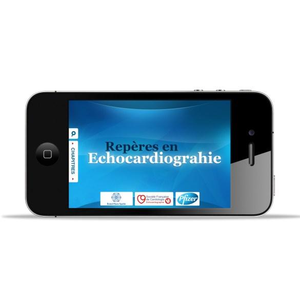iEcho : application mobile en échocardiographie pour les professionnels de santé