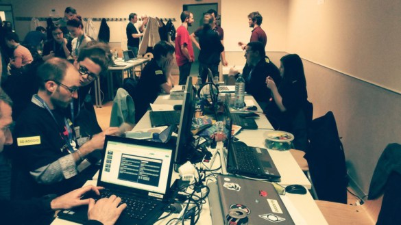 Hacking Health Camp 2015 : émergence de solutions d'avenir