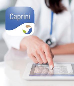 Application mobile Caprini