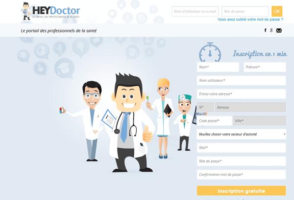 Hey-doctor