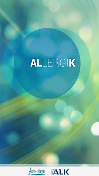 AllergiK : application pour allergiques