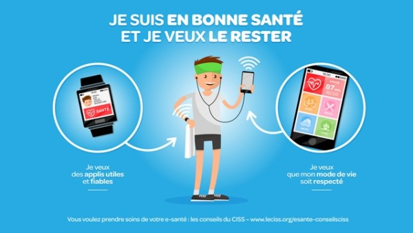 CISS et e-santé : bien-être