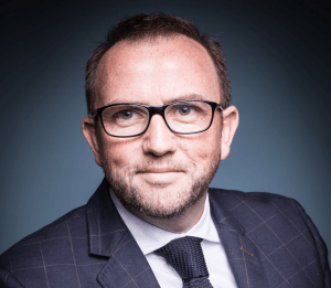 Jérôme Leleu, Président INteraction Healthcare