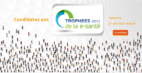 Les trophées de la e-santé 2017