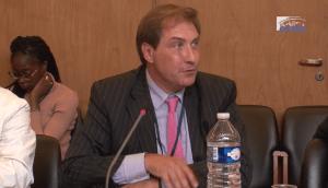 audition par la Commission temporaire « Déserts médicaux » du Conseil économique social et environnemental (CESE)