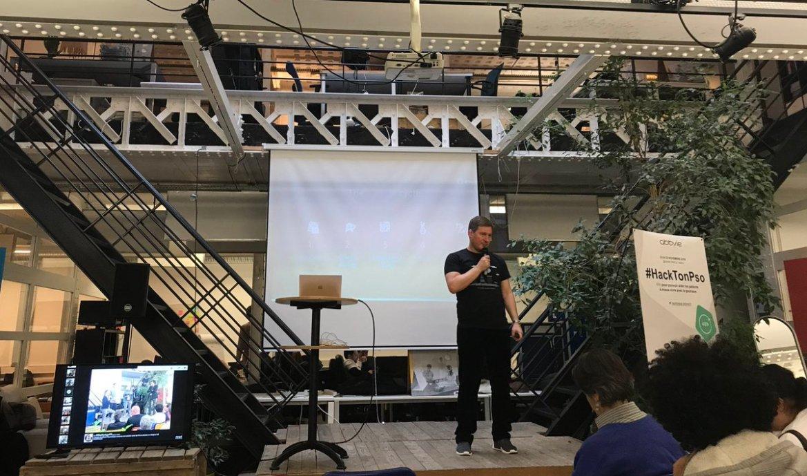#HackTonPso : l'innovation au rendez-vous !