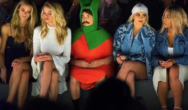Kendall Jenner'ın Fotoğraflarını Trolleyen Manyak