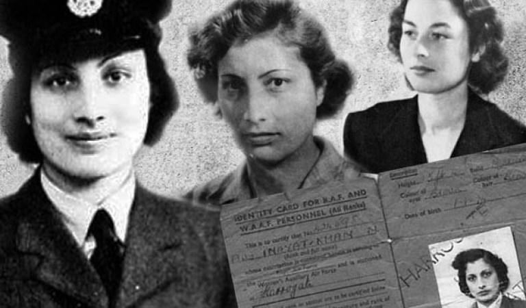 Londra 'da Heykeli Dikilen İlk Müslüman Noor Inayat Khan; Nam-ı Diğer Casus Prenses