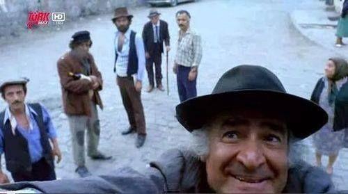 Komik Selfie