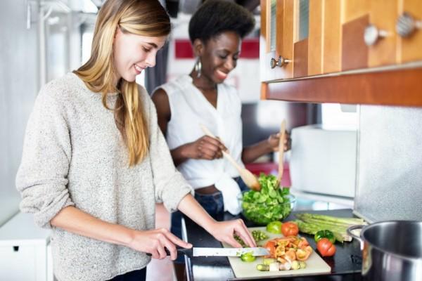 Sağlıklı Beslenmek Yemek Yapmak