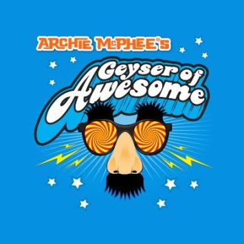 Archie McPhees Geyser of Awesome