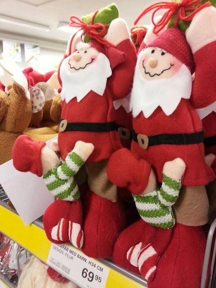 Komik Noel Baba ve Çocuk