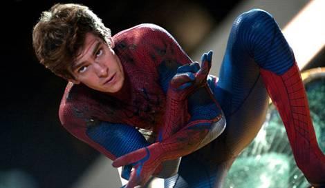Örümcek Adam - Spider Man - Andrew Garfield
