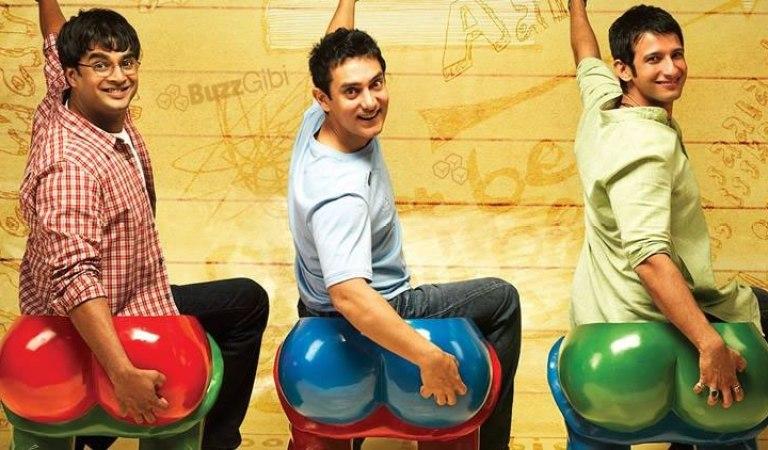 Aamir Khan 'ın Yine Sorgulayan Adam Rolünde Oynadığı 3 İdiots Filminden 14 Replik