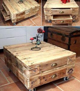 faire soi meme avec des palettes de bois
