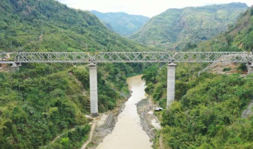 Indian Railways to come up with World's Tallest Bridge Pier in Manipur