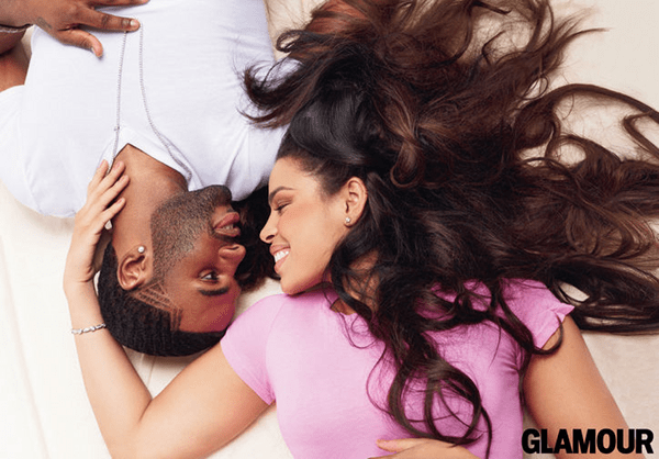 Jordin and Jason were featured in a 2013 spread for Glamour Magazine