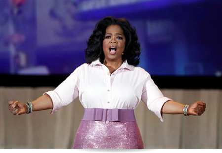 Image result for oprah aha moment