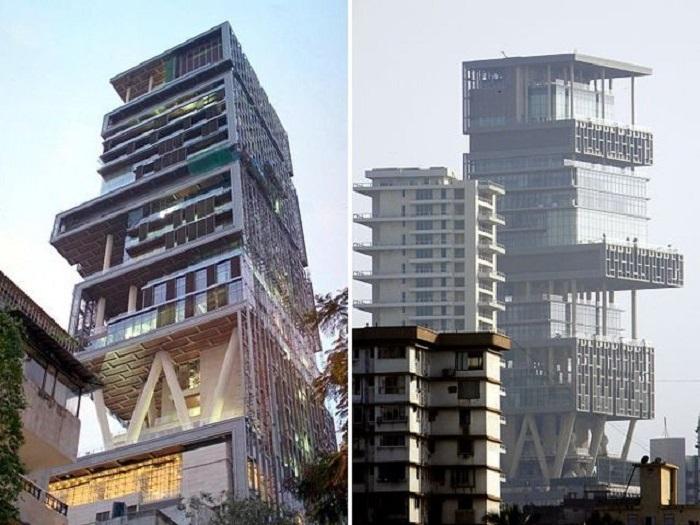 Most Expensive Homes  Mukesh Ambanis BillionDollar Home