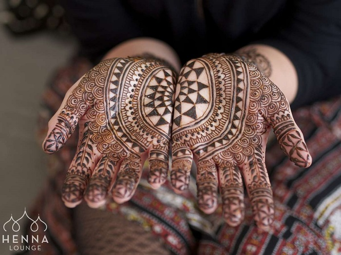 Wedding Simple Mehandi Design Images
