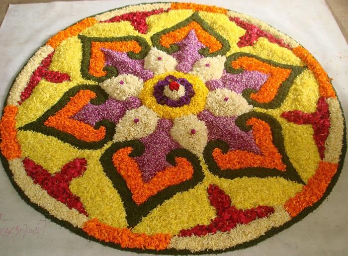 30 Amazing & Simple Rangoli Designs & Patterns