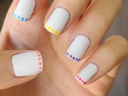 cute easy ways paint nails
