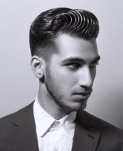 dashing hairstyles men
