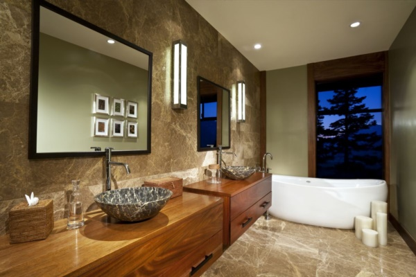 50 Brilliant Bathroom Design Ideas