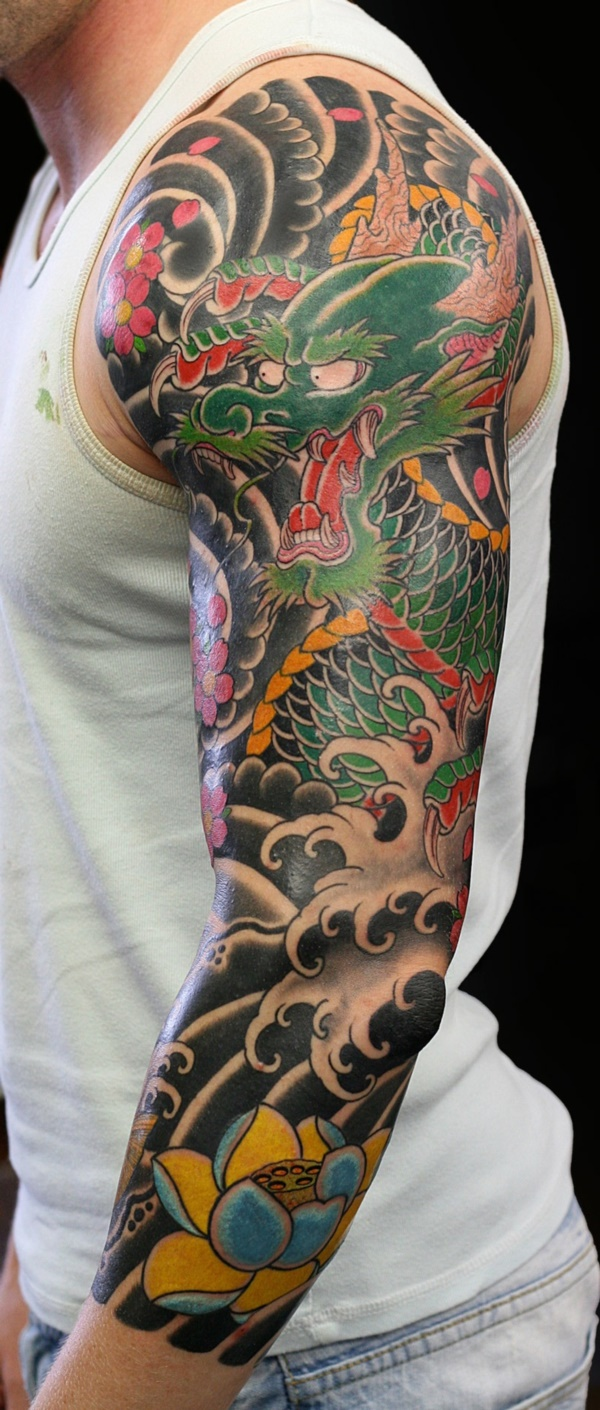 Traditional Forearm Tattoos For Men