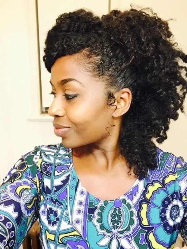 Latest 50 Hairstyles For Kinky Hair
