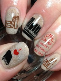 50 Clever Nail Designs Ideas for School Kids